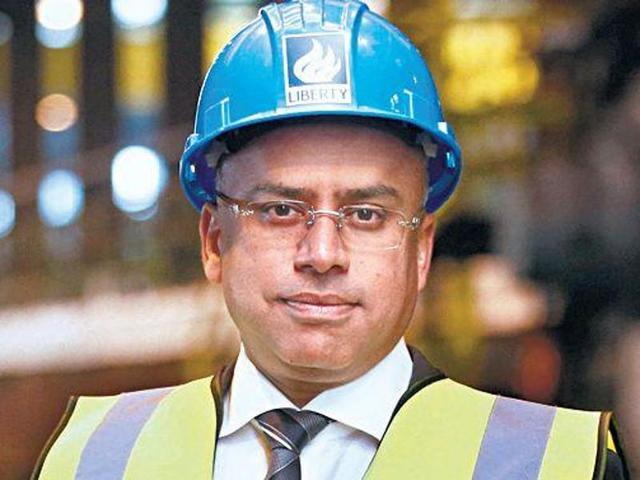 Arrium's new owner Sanjeev Gupta
