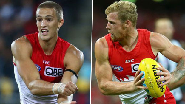 Article image for Zak Jones and Sam Reid to both stay at Sydney, says Mitch Cleary