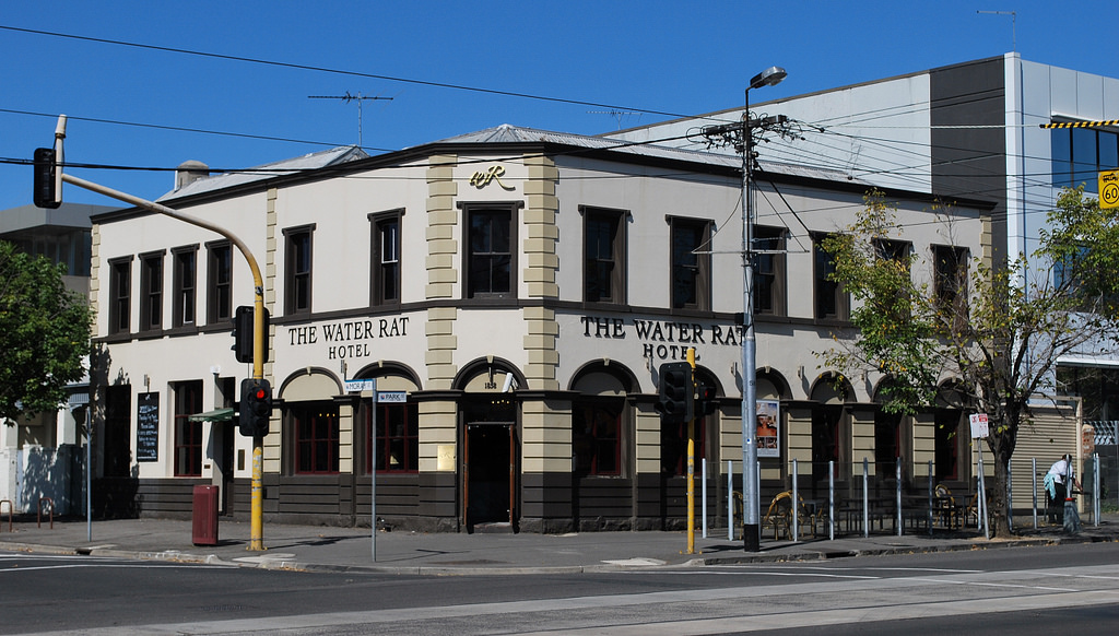 Article image for Pub Of The Week: Water Rat Hotel, South Melbourne