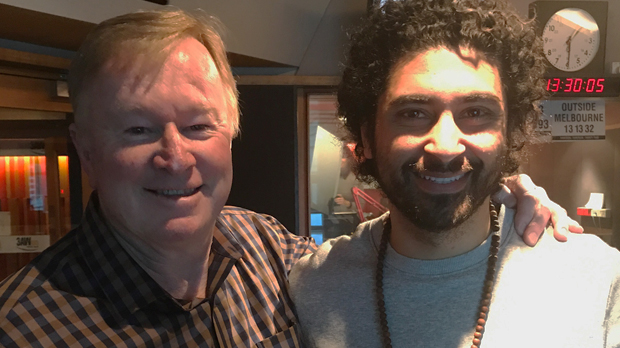 Article image for Denis Walter joined in studio by Osamah Sami