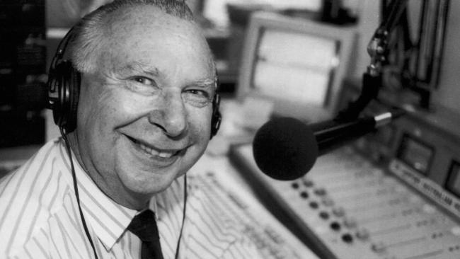 Article image for Rare audio: Remembering Harry Beitzel and his special relationship