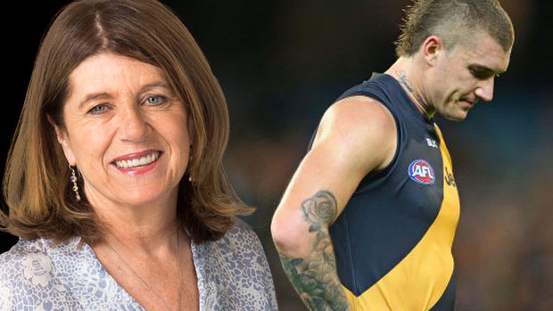 Article image for Caroline Wilson's declaration about Dustin Martin