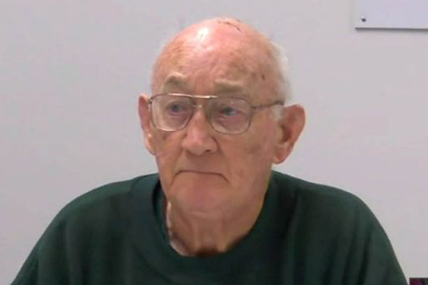 Article image for Paedophile priest Gerald Ridsdale likely to die in jail: Judge