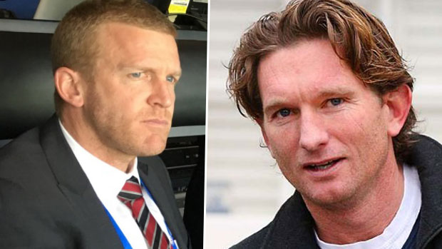 Article image for Bomber great would 'love' to see Hird back at Essendon