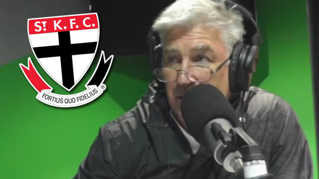 Article image for Gerard Healy says the Saints 'are a worry'