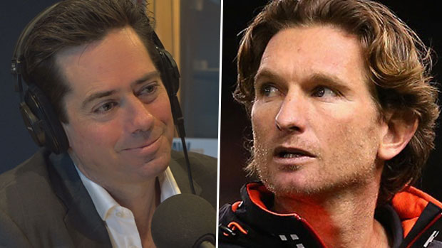 Article image for AFL boss says James Hird has 'served his time'