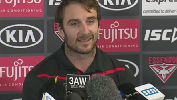 Article image for Jobe Watson to retire at season's end
