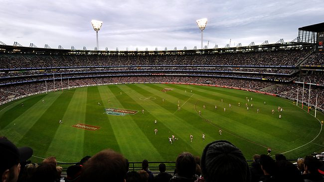 Article image for Final round fixture released by the AFL
