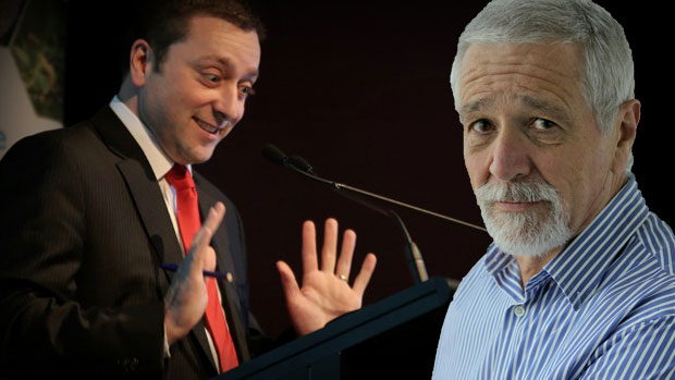 Article image for Neil Mitchell says dinner a 'very bad look' for Matthew Guy