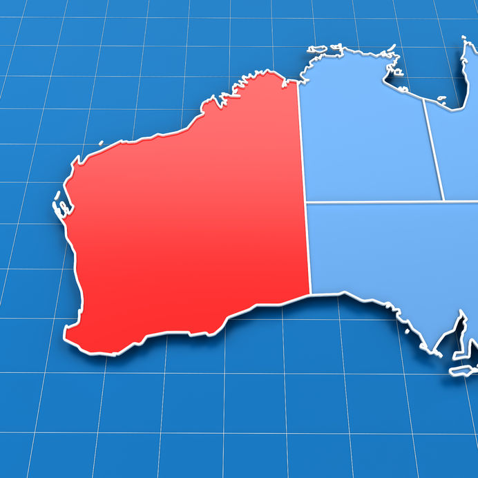 Could Western Australia secede?