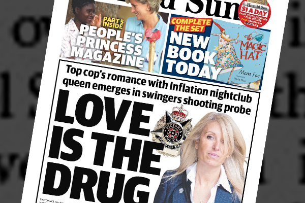 Article image for Inflation nightclub owner claims 'rogue cop' using her relationship as a distraction