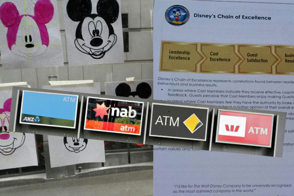 Article image for Westpac's attempts to become 'the happiest place on earth'