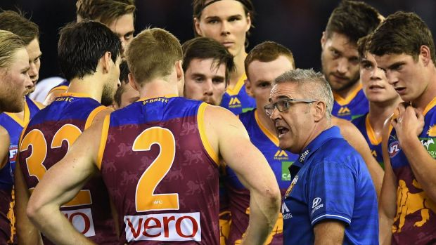 Article image for Chris Fagan explains his message to Rodney Eade