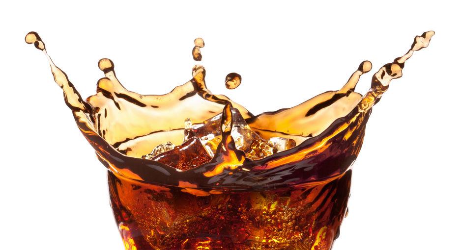 Coke loses its fizz