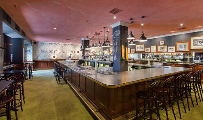 Article image for Pub Of The Week review: Cricketer's Bar at the Windsor Hotel