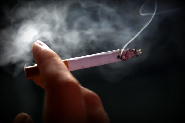 Article image for New smoking laws have unexpected effect