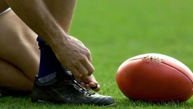 Article image for Local footy player suspended over racial slur