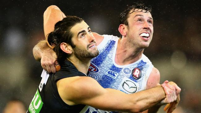 Article image for Collingwood beat North by nine goals amid heavy injury toll