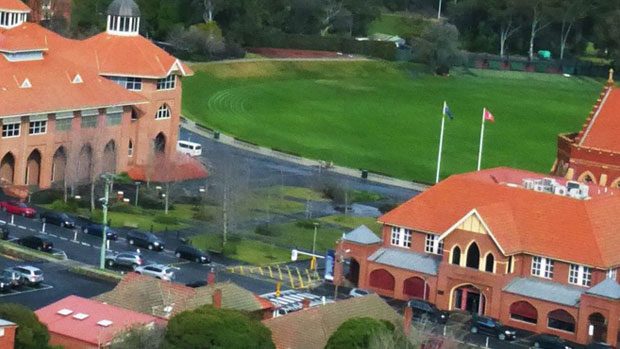 Article image for Prestigious private school splashing cash on neighbouring houses