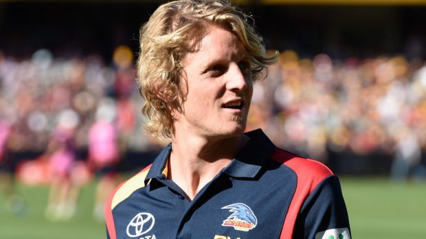 Article image for Rory Sloane rushed to hospital