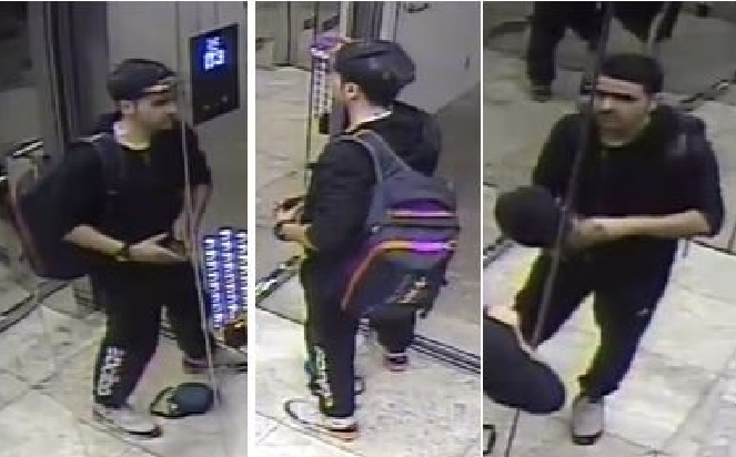 Article image for Police on the hunt for man over South Yarra jewellery theft