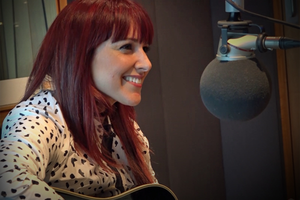 Article image for Live music: Nat Gauci in the studio with Denis Walter