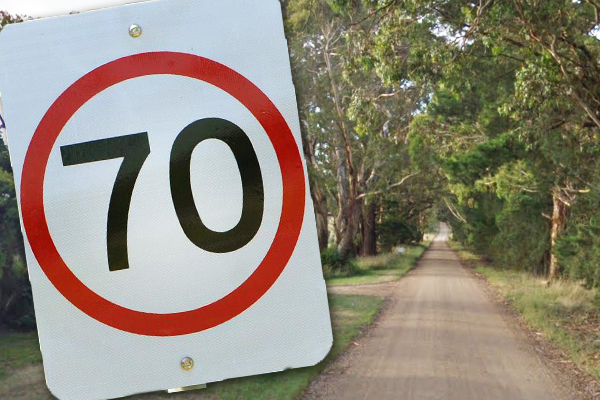 Article image for RACV distances itself from new country speed limit plans