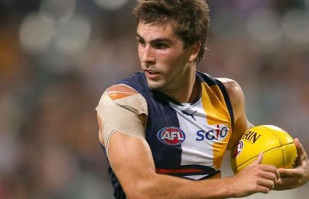 Article image for Two Victorian clubs trying to lure Andrew Gaff back home