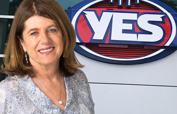 Article image for Caroline Wilson and Tim Lane debate Carlton's controversial marriage equality statement