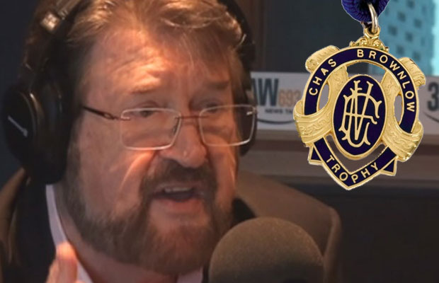 Article image for Derryn Hinch takes a bat to the Brownlow Medal