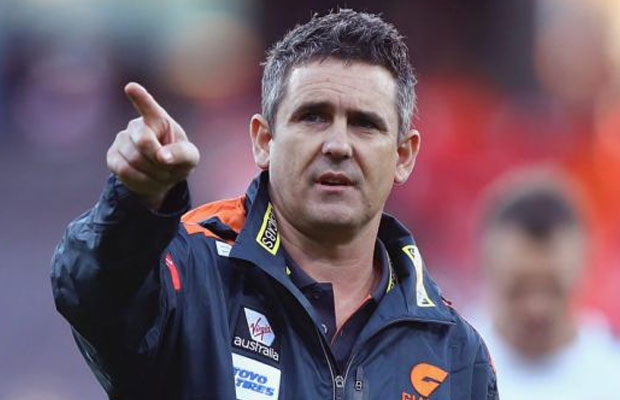 Article image for Leon Cameron hits back at GWS critics