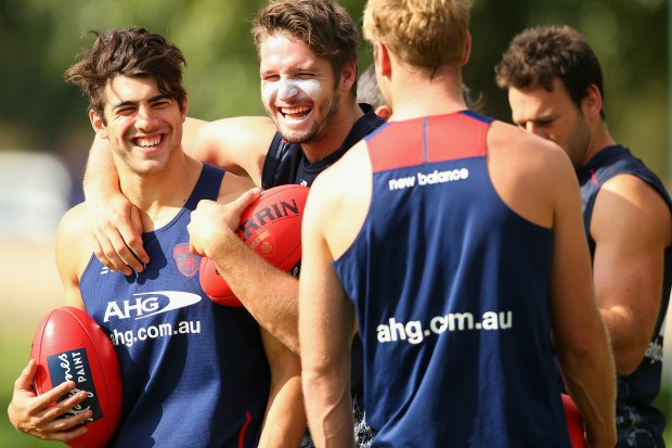 Article image for Adelaide's cheeky Petracca proposal