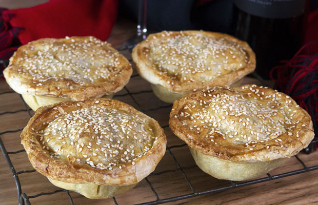 Article image for Emma Dean's recipe for Grand Final Footy Pies!