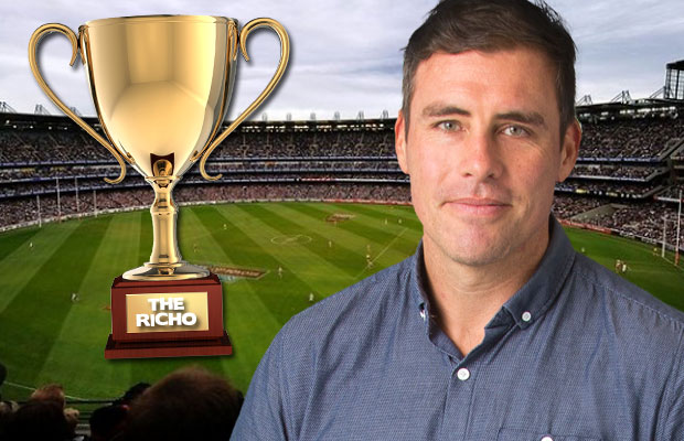 Article image for 'The Richo': Footy's most prestigious award reaches thrilling conclusion