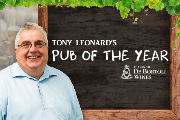 Article image for Pub Of The Week: Tony Leonard's second quarterly review