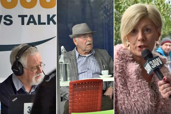 Article image for Hidden Gem: Neil Mitchell live from Eaton Mall, Oakleigh