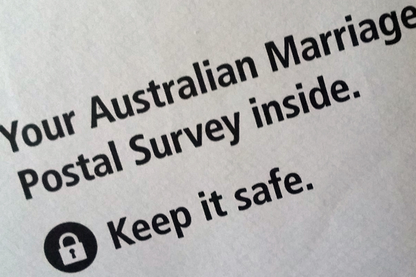 Article image for ABS tells same-sex marriage voters to stop posting photos online
