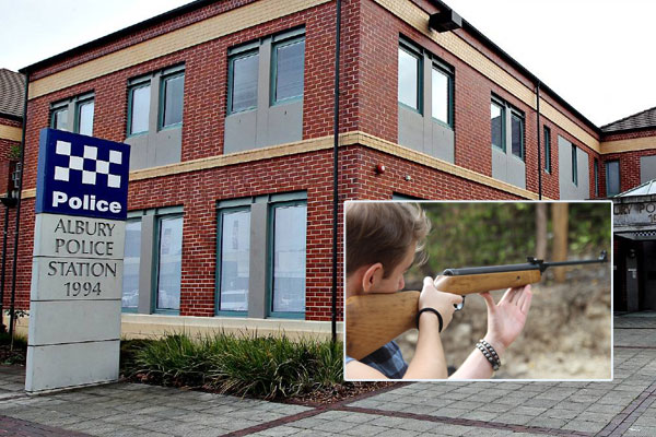 Article image for Farmer's gun licence under review after confronting intruder with unloaded rifle