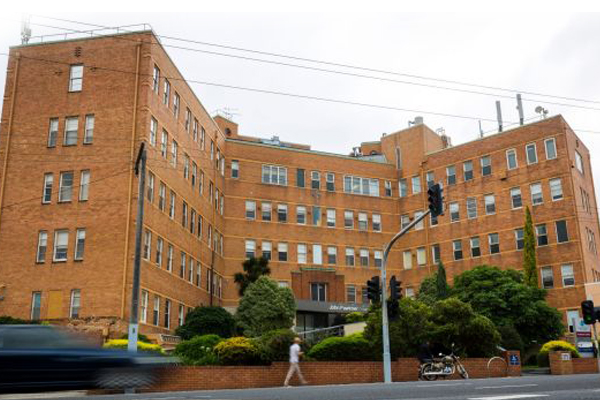 Article image for Dozens of patients moved from John Fawkner Hospital