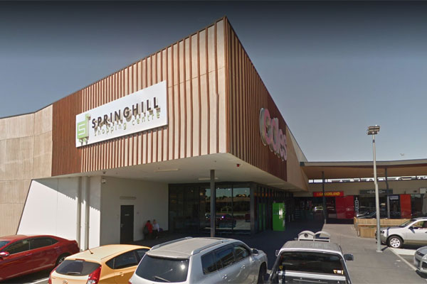 Article image for Gang of youths storm supermarket in Melbourne's south-east