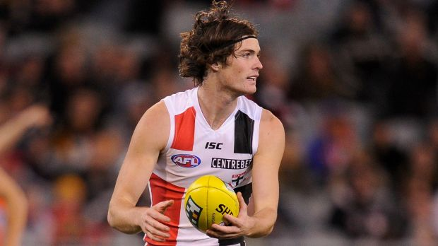 Article image for Dylan Roberton staying at St Kilda