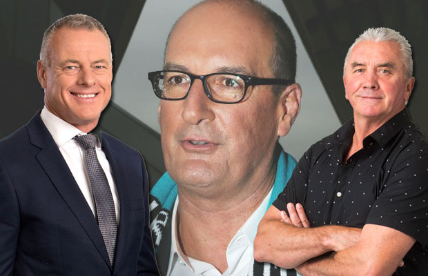 Article image for Dwayne Russell and Tony Shaw clash over David Koch's comments
