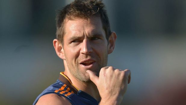 Article image for Luke Hodge will be playing at Brisbane next season, says Mitch Cleary