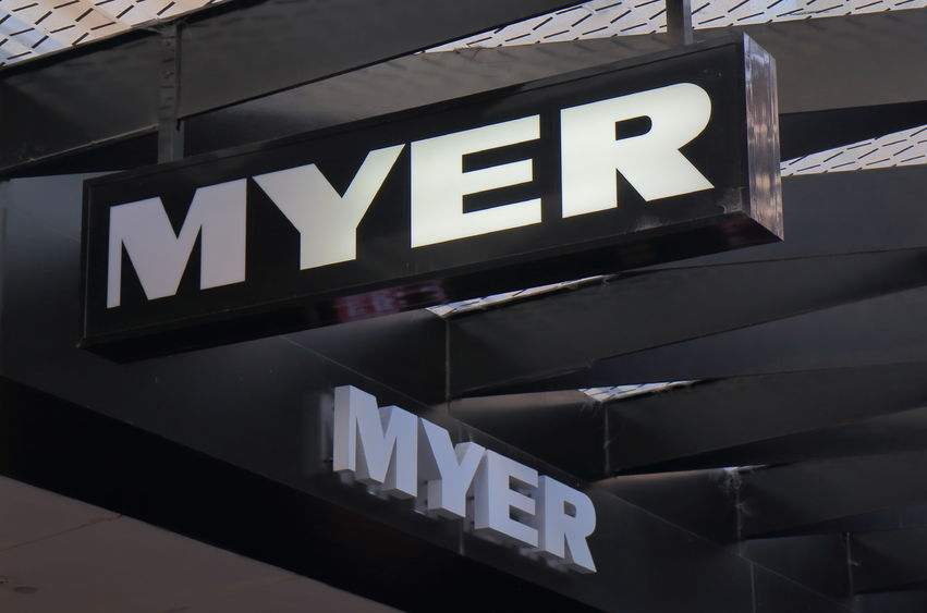 We believe Myer stores could be run better