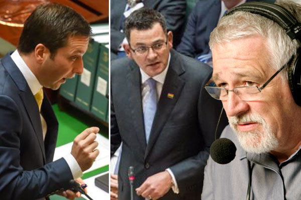 """Article image for """"Disgusted"""": Neil Mitchell slams mudslinging politicians"""