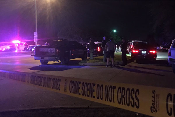 Article image for Eight dead in Texas shooting