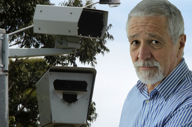 Article image for Neil Mitchell program has a win with speed camera fines