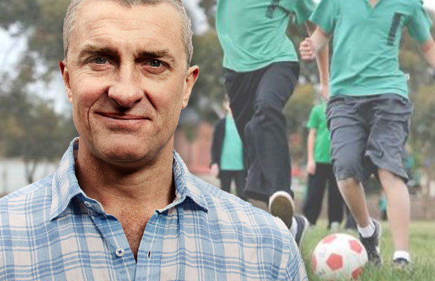 Article image for Tom Elliott says compulsory sport, not a sugar tax, is the answer to obesity problem