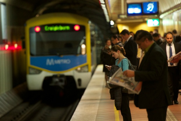 Article image for New contracts for Yarra Trams and Metro Trains