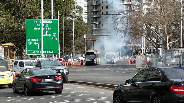 "Article image for CBD tram explosion: ""Oh my God, I feel sick!"""